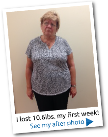 weekly weight loss